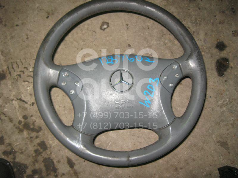 Рулевое колесо с AIR BAG для Mercedes Benz W203 2000-2006 - Фото №1