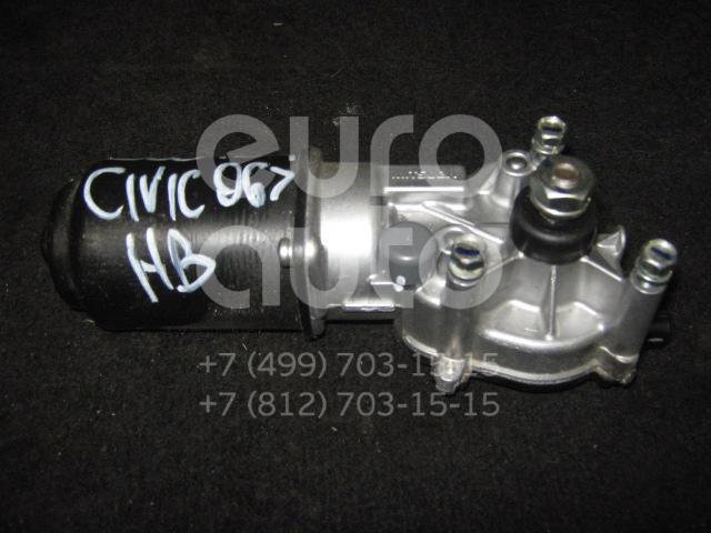 Моторчик стеклоочистителя передний для Honda Civic 5D 2006-2012 - Фото №1