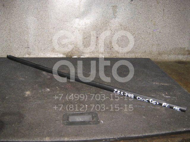 Накладка стекла переднего левого для Honda Civic 5D 2006-2012 - Фото №1