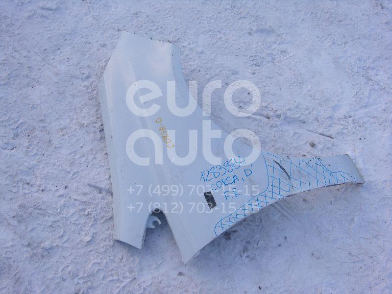 Крыло переднее правое для Opel Corsa D 2006> - Фото №1