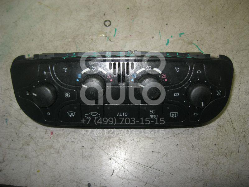 Блок управления климатической установкой для Mercedes Benz W203 2000-2006;G-Class W463 1989>;C209 CLK coupe 2002-2010 - Фото №1