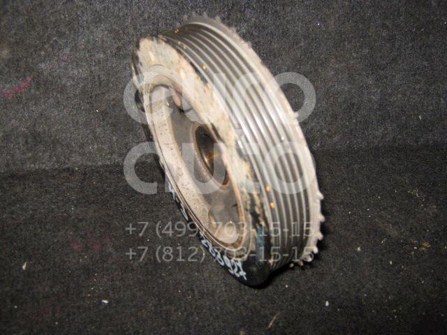 Шкив коленвала для Mazda Mazda 3 (BK) 2002-2009;Mazda 3 (BL) 2009-2013;Mazda 3 (BM) 2013- 2016 - Фото №1