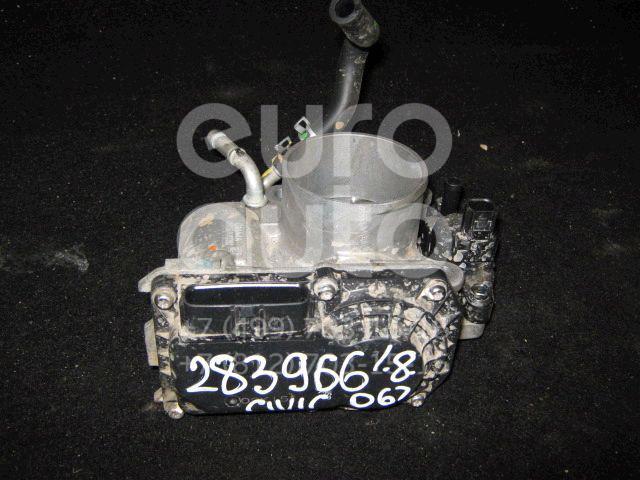 Заслонка дроссельная электрическая для Honda Civic 5D 2006-2012 - Фото №1