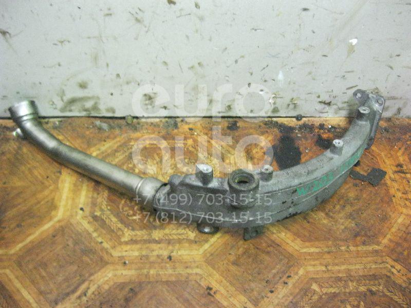 Трубка картерных газов для Mercedes Benz W203 2000-2006 - Фото №1