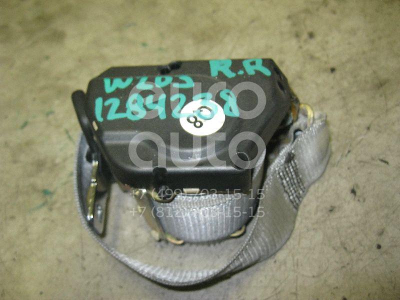 Ремень безопасности для Mercedes Benz W203 2000-2006 - Фото №1