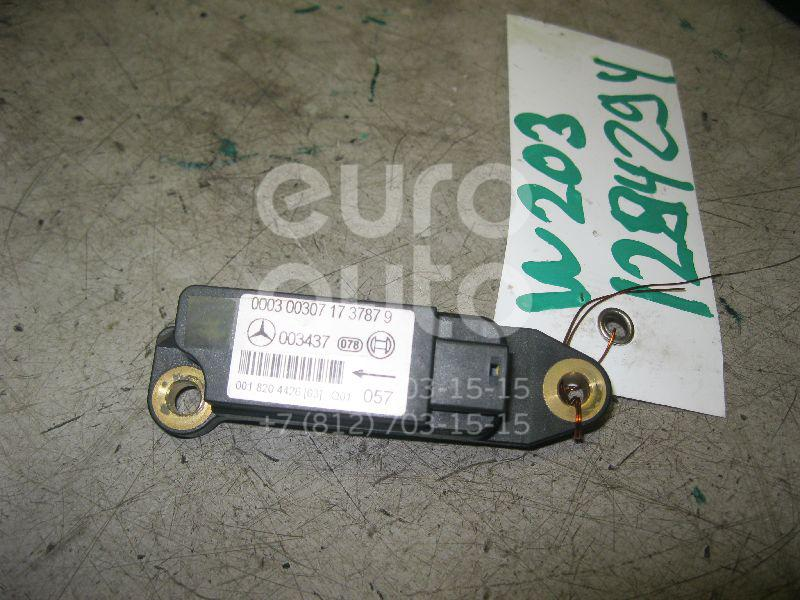 Датчик AIR BAG для Mercedes Benz W203 2000-2006;C209 CLK coupe 2002-2010 - Фото №1