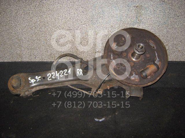 Рычаг задний продольный правый для Mitsubishi Space Star 1998-2004 - Фото №1