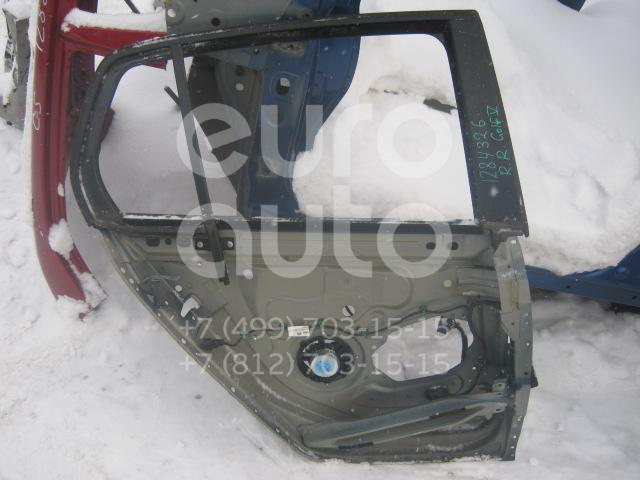 Рамка двери для VW Golf V 2003-2009 - Фото №1
