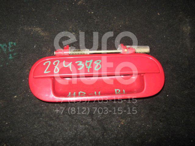 Ручка двери задней наружная левая для Honda HR-V 1999-2005 - Фото №1