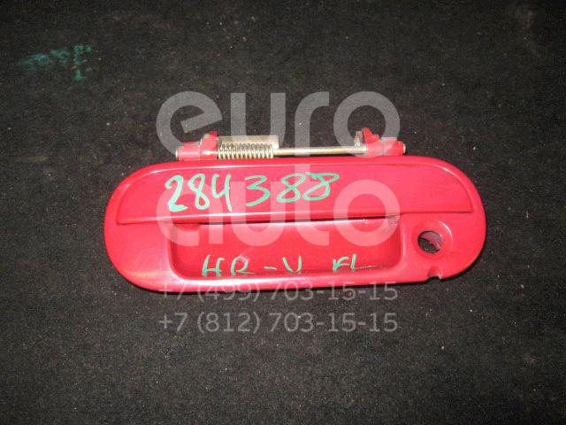 Ручка двери передней наружная левая для Honda HR-V 1999-2005 - Фото №1