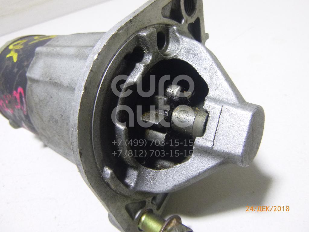 Стартер для Mitsubishi Colt (Z3) 2003-2012 - Фото №1