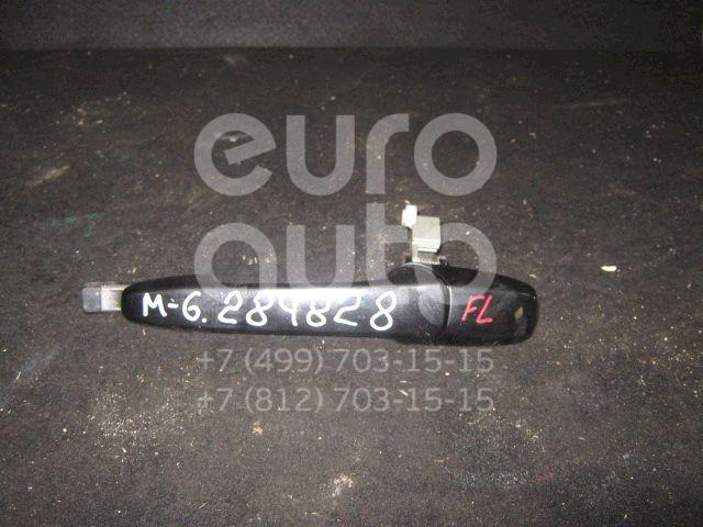 Ручка двери передней наружная левая для Mazda Mazda 6 (GG) 2002-2007 - Фото №1