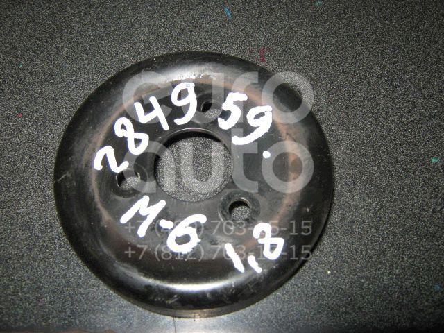 Шкив водяного насоса (помпы) для Mazda Mazda 6 (GG) 2002-2007 - Фото №1