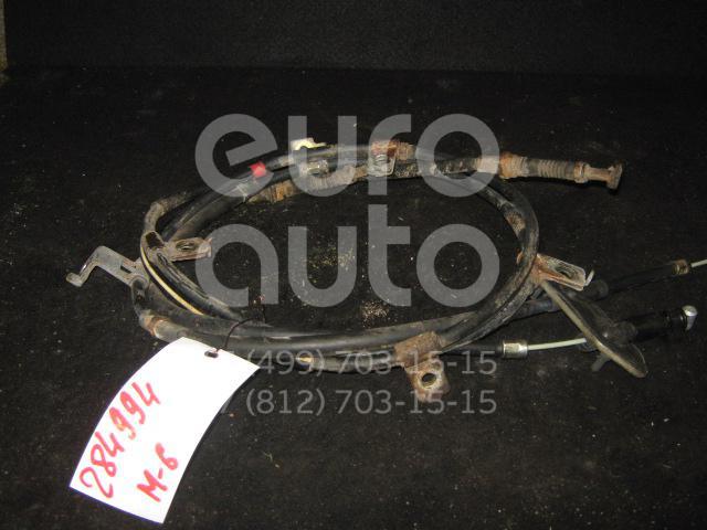 Трос стояночного тормоза для Mazda Mazda 6 (GG) 2002-2007 - Фото №1