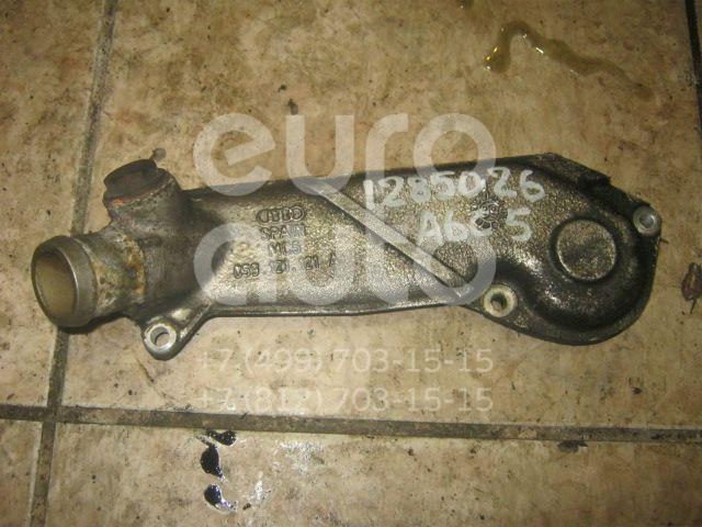Крышка термостата для Audi,VW A6 [C5] 1997-2004;A4 [B5] 1994-2000;A8 1994-1998;Passat [B5] 1996-2000;A8 1998-2003;Passat [B5] 2000-2005 - Фото №1