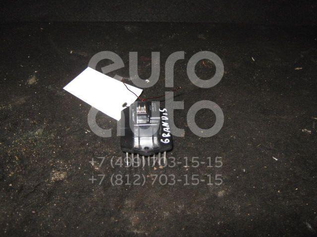 Резистор отопителя для Mitsubishi Grandis (NA#) 2004-2010 - Фото №1