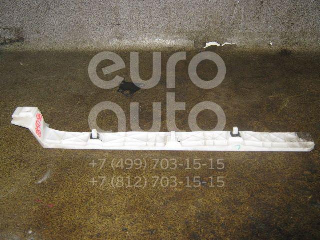 Направляющая заднего бампера левая для Mitsubishi Grandis (NA#) 2004-2010 - Фото №1