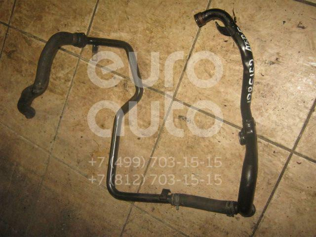 Трубка охлажд. жидкости металлическая для Audi A6 [C5] 1997-2004 - Фото №1