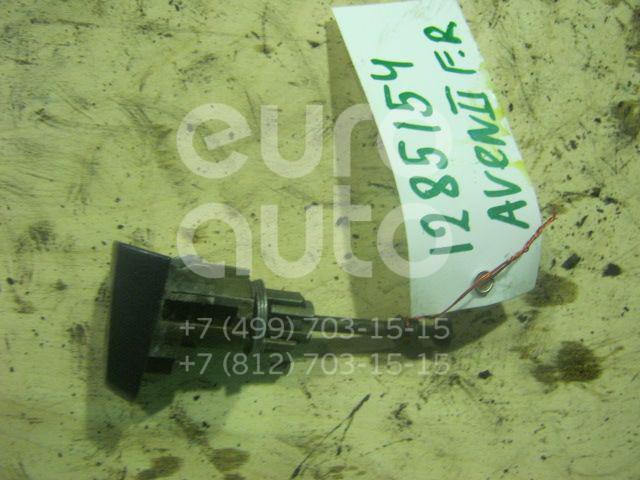 Вставка замка двери прав. для Toyota Avensis II 2003-2008 - Фото №1