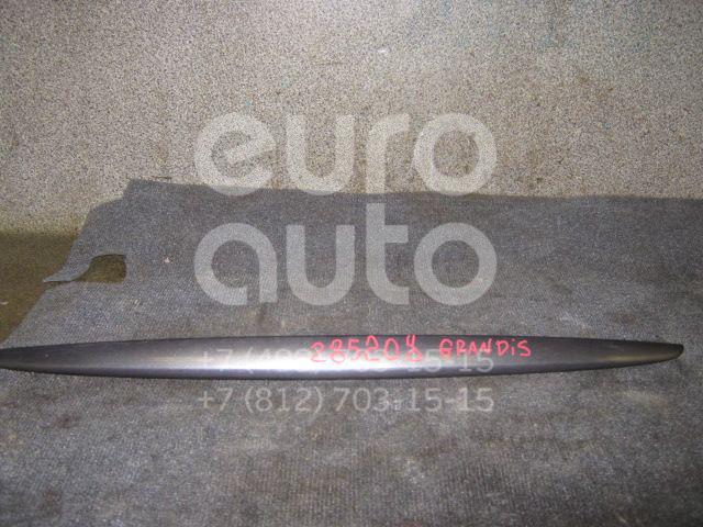Накладка двери багажника для Mitsubishi Grandis (NA#) 2004-2010 - Фото №1