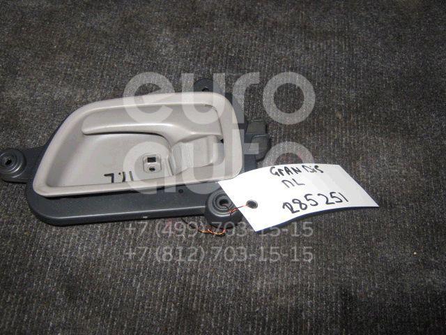 Ручка двери передней внутренняя левая для Mitsubishi Grandis (NA#) 2004-2010 - Фото №1