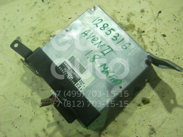 Блок управления двигателем для Toyota Avensis II 2003-2008 - Фото №1