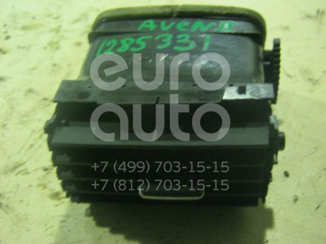 Дефлектор воздушный для Toyota Avensis II 2003-2008 - Фото №1