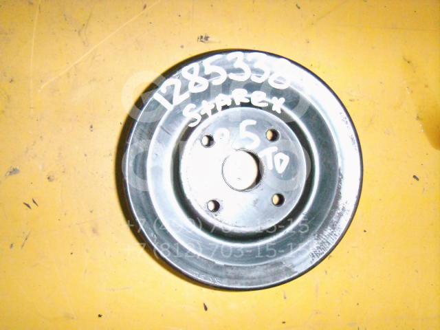 Шкив водяного насоса (помпы) для Hyundai Starex H1 1997-2007 - Фото №1