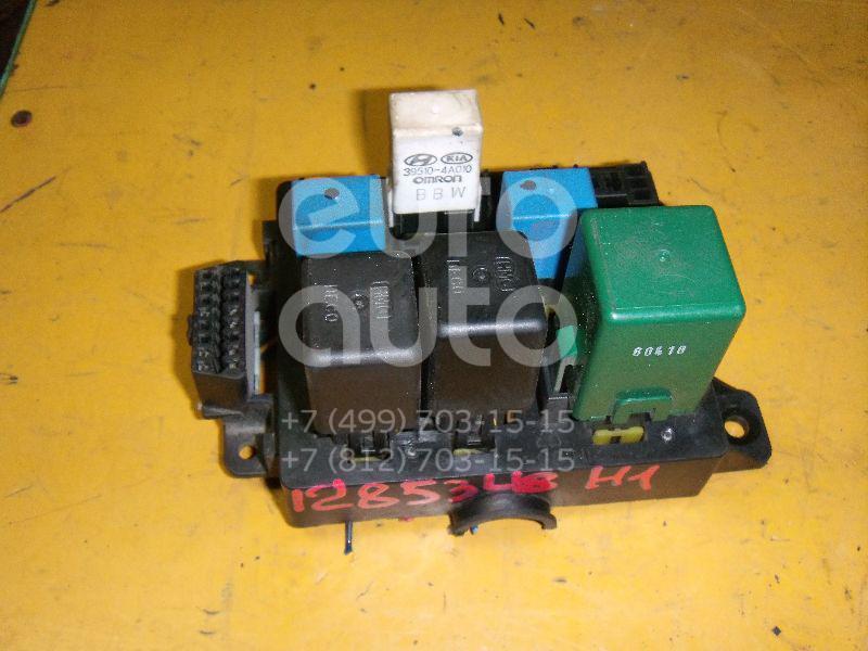 Блок предохранителей для Hyundai Starex H1 1997-2007 - Фото №1