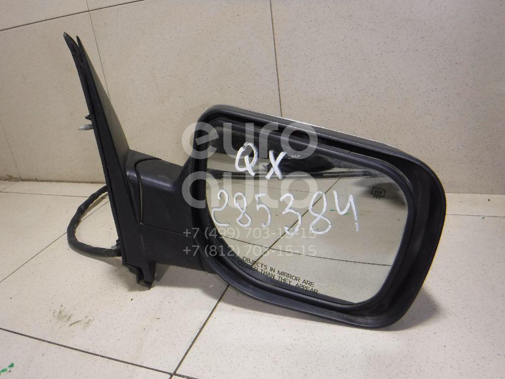 Зеркало правое электрическое для Infiniti QX56 (JA60) 2004-2009 - Фото №1