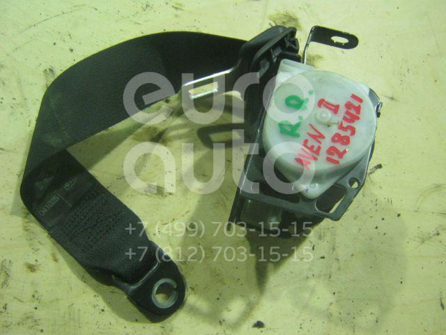 Ремень безопасности для Toyota Avensis II 2003-2008 - Фото №1