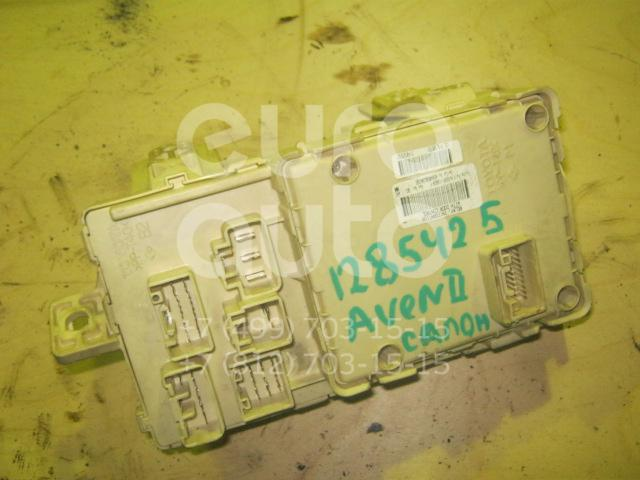 Блок предохранителей для Toyota Avensis II 2003-2008 - Фото №1