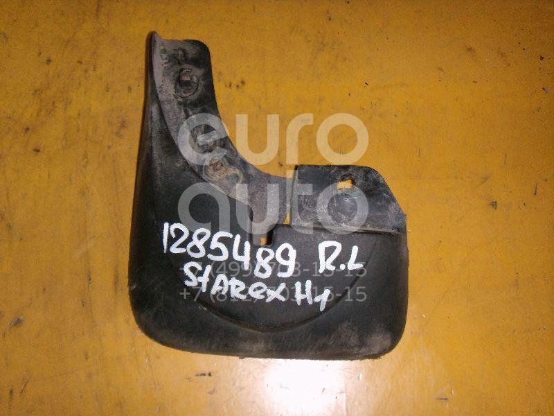 Брызговик задний левый для Hyundai Starex H1 1997-2007 - Фото №1