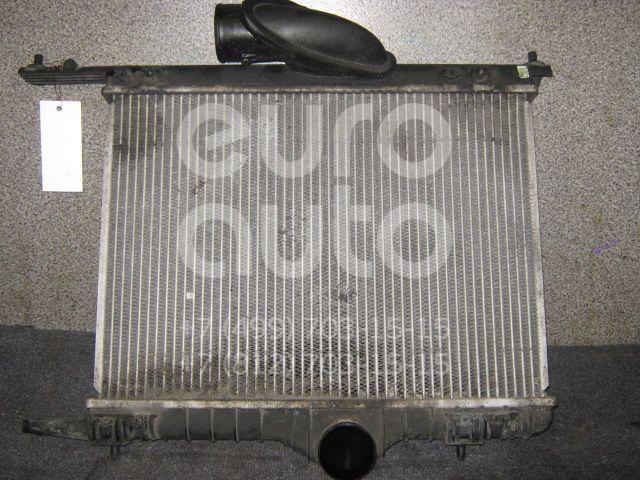 Интеркулер для Mitsubishi Carisma (DA) 2000-2003 - Фото №1
