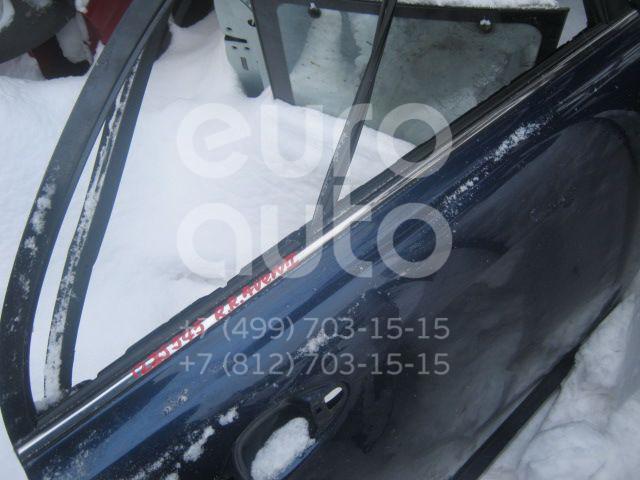 Накладка стекла заднего правого для Toyota Avensis II 2003-2008 - Фото №1