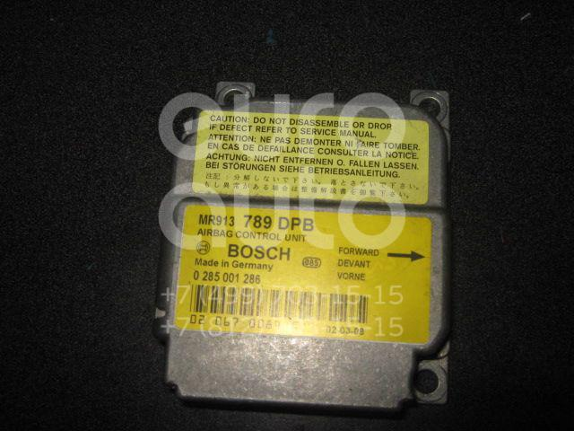 Блок управления AIR BAG для Mitsubishi Carisma (DA) 2000-2003;Carisma (DA) 1995-2000;Pajero/Montero II (V1, V2, V3, V4) 1991-1996 - Фото №1