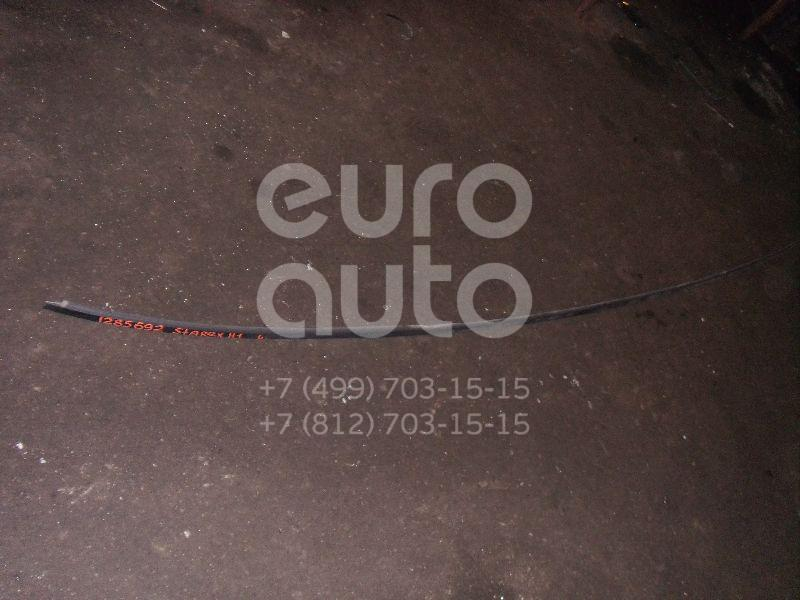 Молдинг крыши левый для Hyundai Starex H1 1997-2007 - Фото №1
