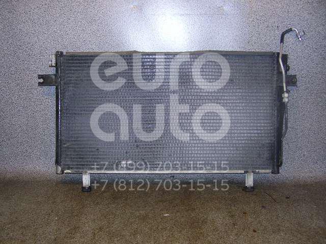 Радиатор кондиционера (конденсер) для Nissan Terrano II /Pathfinder (R50) 1996-2004 - Фото №1