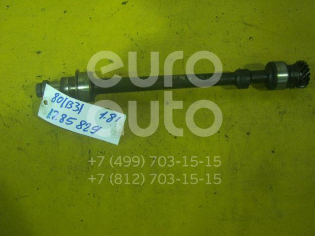 Вал масляного насоса для Audi,Seat,VW 80/90 [B3] 1986-1991;100/200 [44] 1983-1991;Toledo I 1991-1999;Golf I/Jetta I >1983;Golf II/Jetta II 1983-1992;Golf III/Vento 1991-1997;80/90 [B4] 1991-1994;Polo Classic 1995-2002 - Фото №1