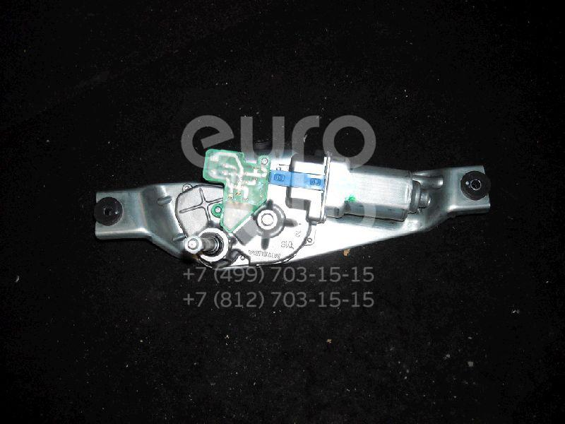 Моторчик стеклоочистителя задний для Subaru Impreza (G12) 2007-2012 - Фото №1