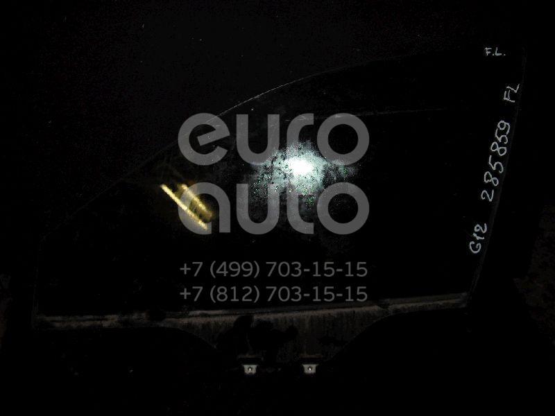 Стекло двери передней левой для Subaru Impreza (G12) 2007-2012 - Фото №1