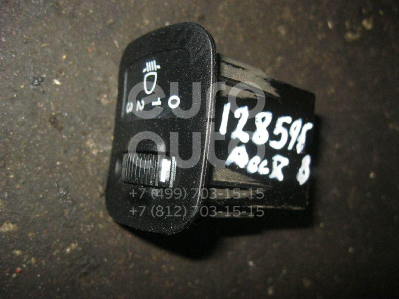 Кнопка корректора фар для Honda Accord V 1996-1998;Accord V 1993-1996 - Фото №1