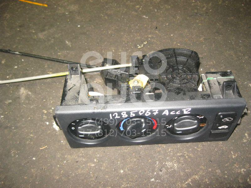 Блок управления отопителем для Honda Accord V 1996-1998 - Фото №1