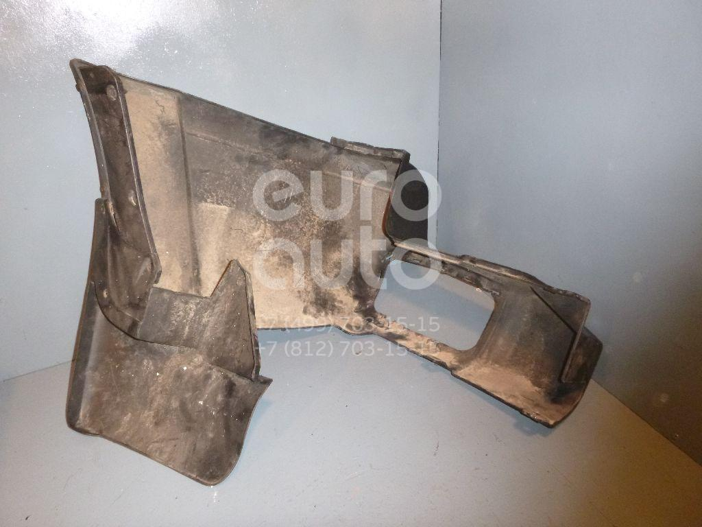 Накладка заднего бампера правая для Nissan Patrol (Y61) 1997-2009 - Фото №1