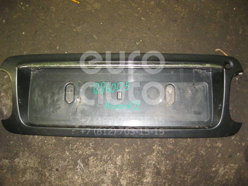 Накладка крышки багажника для Honda Accord V 1996-1998;Accord V 1993-1996 - Фото №1