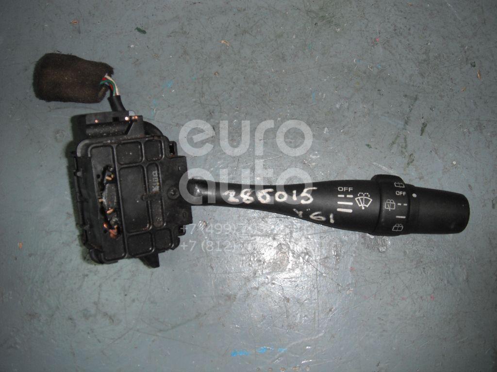 Переключатель стеклоочистителей для Nissan Patrol (Y61) 1997-2009 - Фото №1