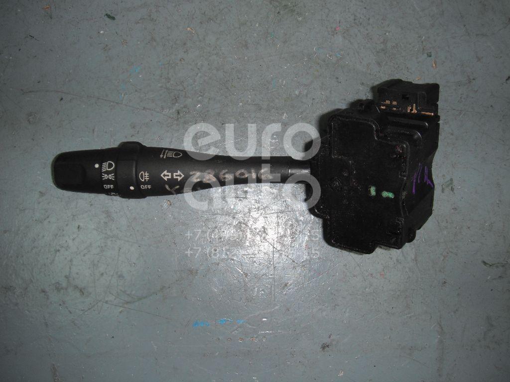 Переключатель поворотов подрулевой для Nissan Patrol (Y61) 1997-2009 - Фото №1