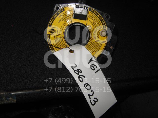 Механизм подрулевой для SRS (ленточный) для Nissan Patrol (Y61) 1997-2009 - Фото №1