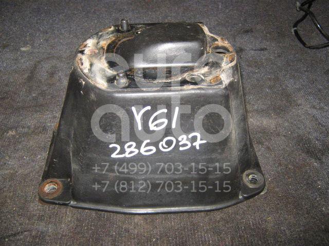 Кронштейн крепления запасного колеса для Nissan Patrol (Y61) 1997-2009 - Фото №1