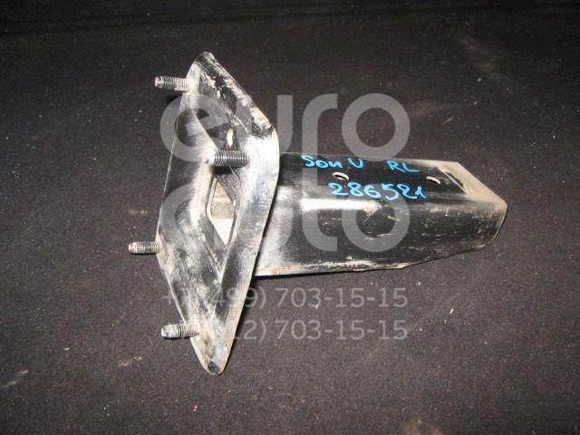 Кронштейн усилителя заднего бампера левый для Hyundai Sonata V (NEW EF) 2001> - Фото №1